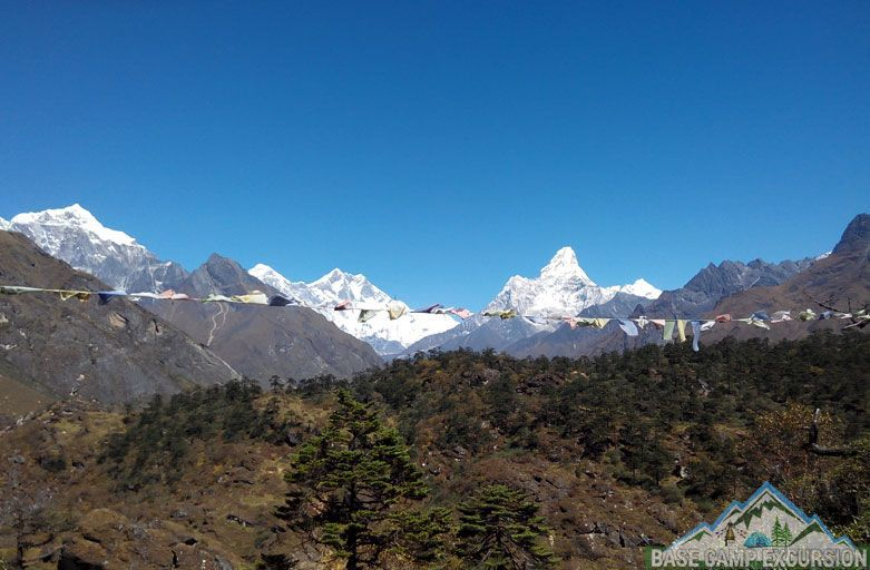 Namaste! Welcome to Everest base camp trekking in Nepal