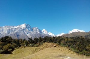Mt Everest base camp trek in June - Trip to Mount Everest