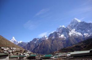 Namche Bazaar to Khumjung
