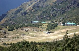 Namche to Syangboche trek