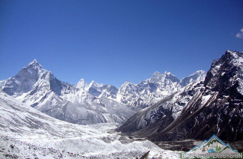 Outfitter Nepal Everest base camp trek in December - Everest tours