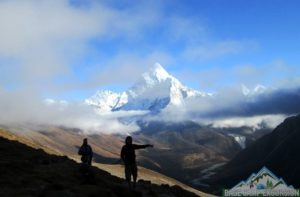 Nepal Himalayas is a part of great mountain range of Asia, gather information about where are the Himalayas? History and facts to visit