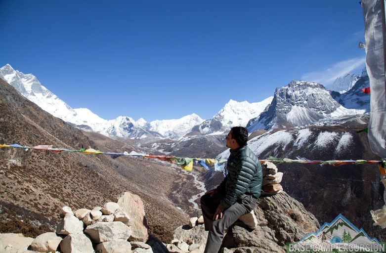 Salleri, Phaplu to Everest base camp trek Nepal