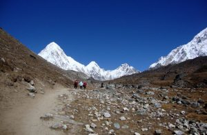 Showers and laundry services on Everest base camp trekking in Nepal