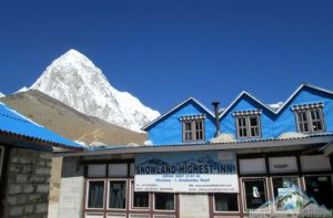Snowland Highest Inn Gorakshep, one of the best hotels near Mount Everest