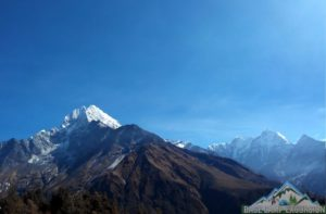 Rescue during Everest base camp trek not require if you travel to Mount Everest slowly