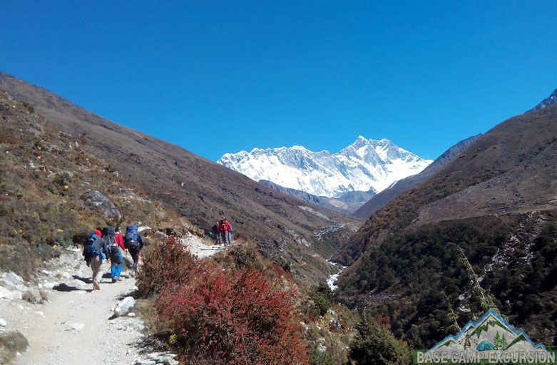 Travel to Mount Everest - Tourism to Everest base camp trek in May