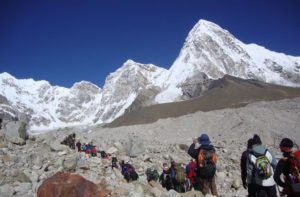 Who are the Sherpas of Mount Everest