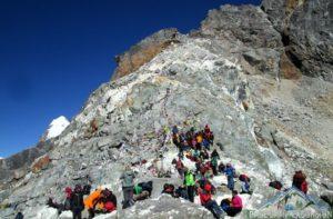Mount Everest base camp to Cho la pass to Gokyo lakes & gokyo ri trek