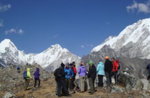 Classic Everest Base Camp Trek Nepal