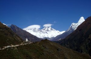 Everest Base Camp Trek Namche Bazaar to Tengboche