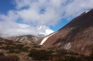 Everest Base camp trek visit Tengboche and Dingboche