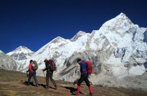 Everest base camp Kalapathar trek lets discover the kala patthar view of Mount Everest