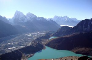 Gokyo valley - Machhermo to Gokyo distance, weather and elevation