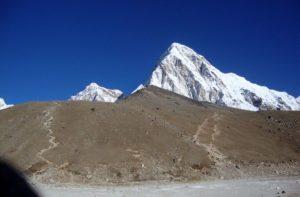 Gorak shep to Kalapatthar distance