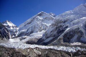 Gorak Shep to Everest Base Camp and return
