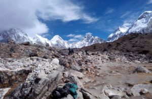 Gorak Shep to Everest Base Camp and return