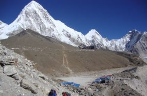 Gorakshep village - Gorak Shep or Gorakshep Village Everest Base Camp Trek