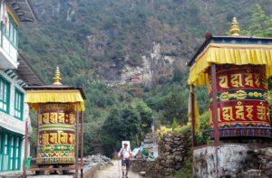 Kathmandu to Lukla to Phakding trek weather and climate
