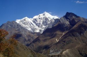Everest, Khumbu Climbing Center Phortse, Nepal