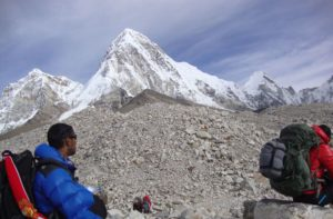 Lobuche to Everest Base Camp to Gorak Shep