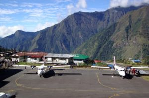 Most Extreme and Dangerous Airport - Lukla Airport Nepal