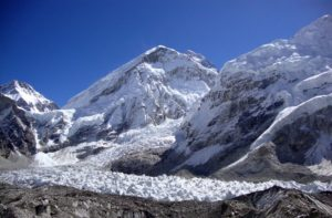 Lukla airport to Everest base camp - Everest trekking starts in Lukla