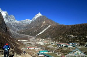 Dole to Machhermo Nepal on the path of Everest base camp, Cho la pass, Gokyo valley and Renjo la