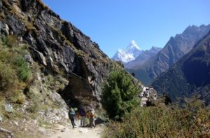 Mountain Madness Guided Everest Base Camp Trek