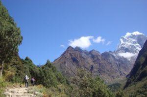 Namche Bazaar to Tengboche Day 4 Everest Base Camp Trek