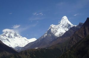 Namche Bazaar to Tengboche Monastery Trek