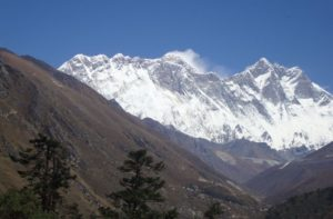 Nepal trekking Everest base camp