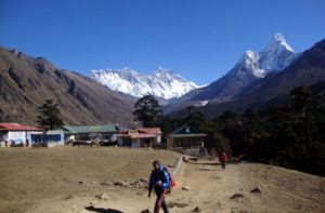 Tengboche monastery trek - Short easy everest trek to Tengboche Monastery