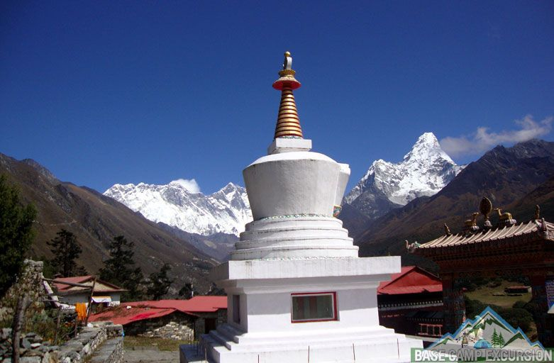 Dingboche village - Tengboche to Dingboche distance, weather and elevation