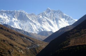 Tengboche to Everest base camp
