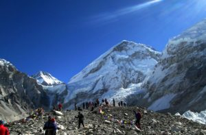 Planning Gorak Shep to Everest base camp and return trip distance, difficulty & elevation info