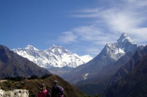 Short 10 days Everest base camp trek to see Mount Everest