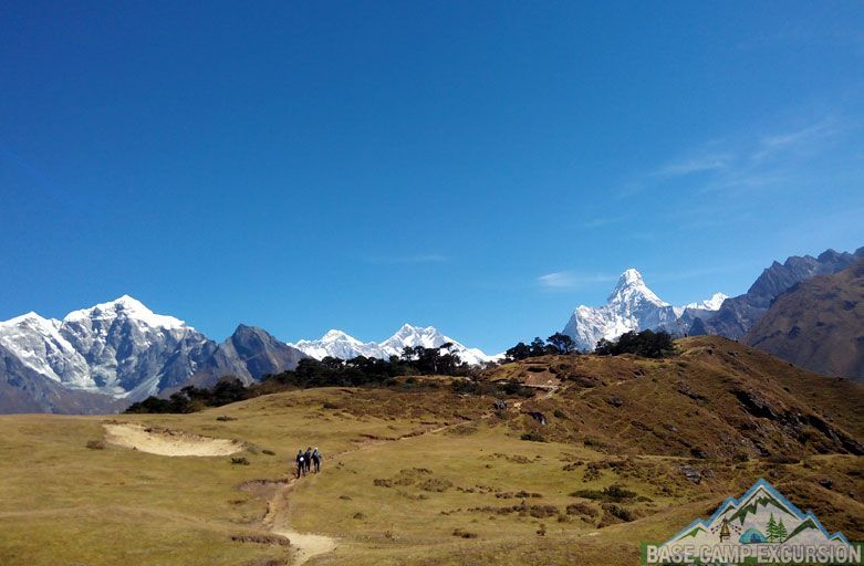 Short and easy 5 days Everest view trekking in Nepal for beginners