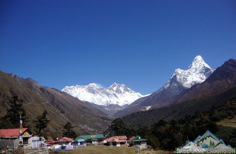 6 Night / 7 days Everest panorama view trek to Namche Bazaar Nepal