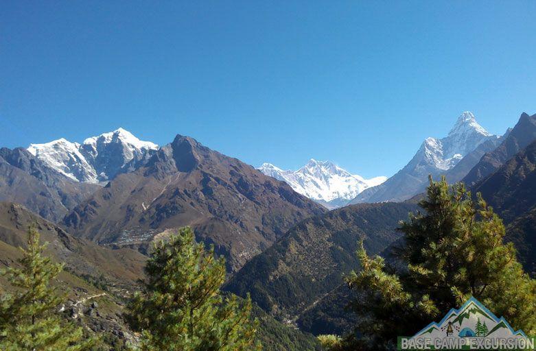 How to reach Sagarmatha national park - Sagarmatha national park Nepal