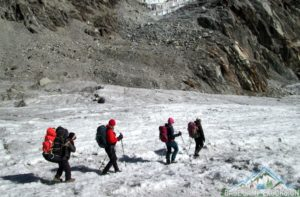 Mount Everest guides, Everest base camp to summit time & elevation