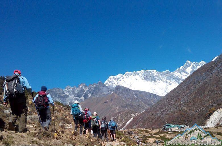 Best backpack for Everest base camp trek and daypack size