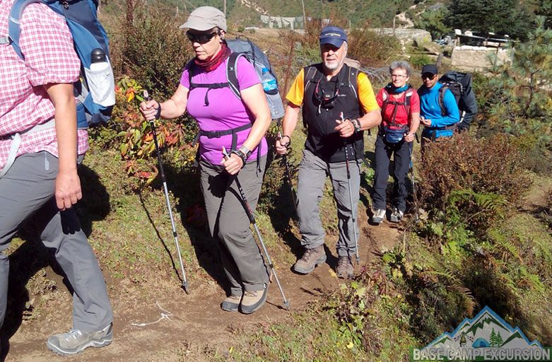 Footwear advice best shoes and boots for Everest base camp trek