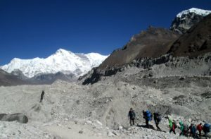 Everest region Gokyo Lake & Cho la pass trek an amazing exploration EBC Chola pass & Gokyo valley