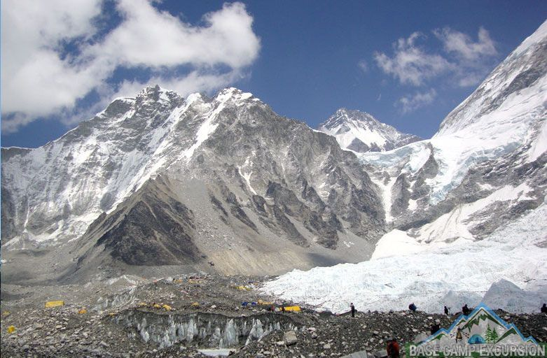 Mount Everest base camp heli trek 9 days trekking in fly out trip to Nepal
