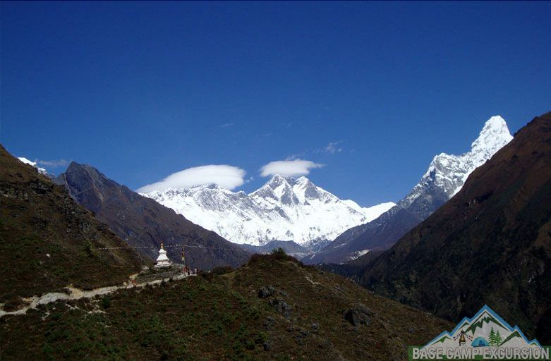 Day to day photography on the way to Mount Everest base camp trek route
