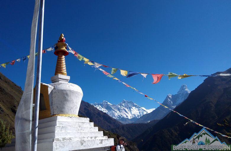 Everest Sherpa heritage trek or Sherpa Boutique trek