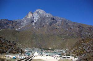 Sir Edmund Hillary built his first Sherpa school 50 years ago - Khumjung school