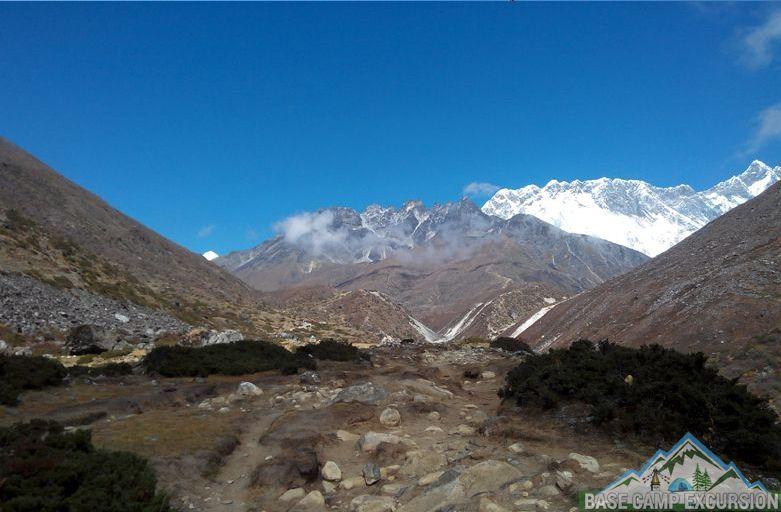 Grading Everest base camp trek difficulty level