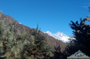Find the best place, where to see Mount Everest in Nepal